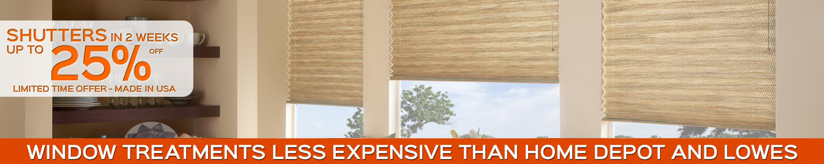 Orlando Blinds and Shutters