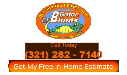 Gator Blinds - Orlando Shutter Company