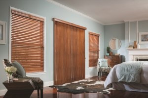 Orlando Faux Wood Blinds